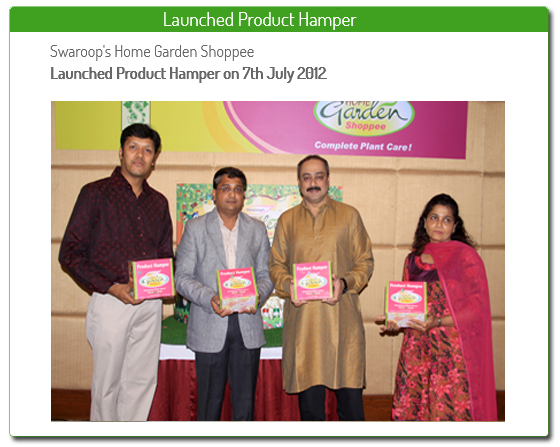 launched product hamper