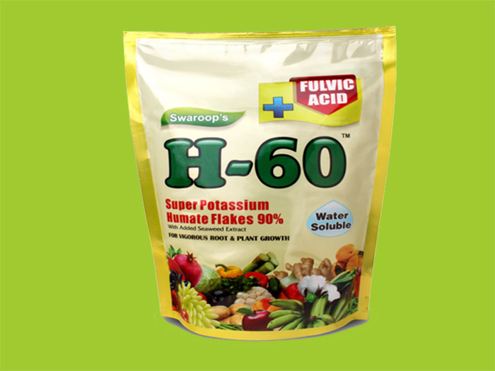 H60 - Humic in Flakes form