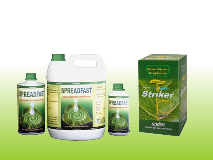 Spreaders, Sticking Agents & Wetting Agents